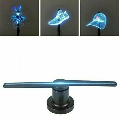 AU161 • Buy LED 3D WiFi Holographic Projector Hologram Player Advertising Display Fan Lamp