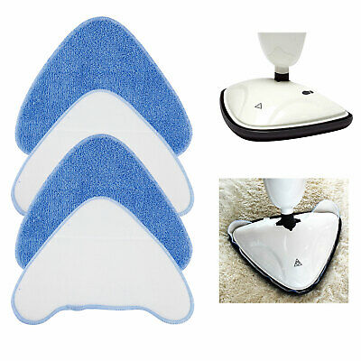 8 Floor Covers Pads For VAX S86-SF-CC S86-SF-C Complete Clean Steam Cleaner Mop • 11.99£