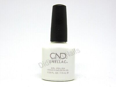 AU17.57 • Buy CND Shellac UV Gel Polish .25 Oz - Studio White