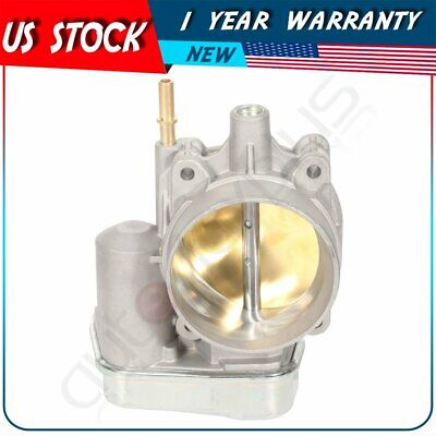 $70.99 • Buy Throttle Body For Pontiac Grand Prix Saab 9-7X Hummer H3 2005 2006 2007