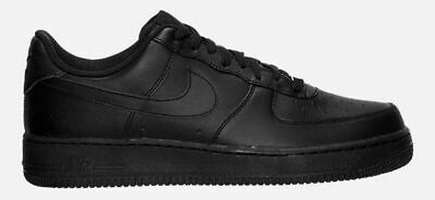 nike air force nere basse