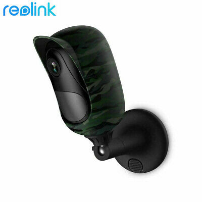 £12.99 • Buy Camouflage Protector Skin Cover For Reolink Battery-Powered Camera Argus 2/Pro