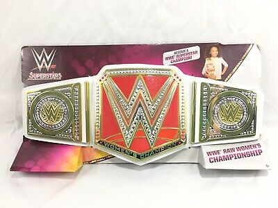 $65 • Buy Lot Of 4 Official Kids WWE Womens Championship Belt Brand New