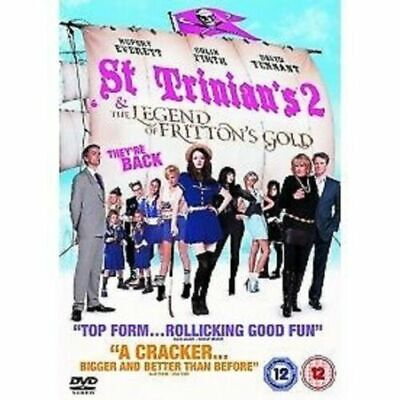 St Trinian's 2 - The Legend Of Fritton's Gold (DVD) (2010) - • 1.79£