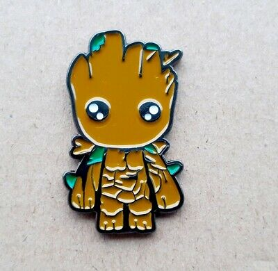 Marvel Baby Groot Guardians Of The Galaxy Pin Badge  • 3.50£