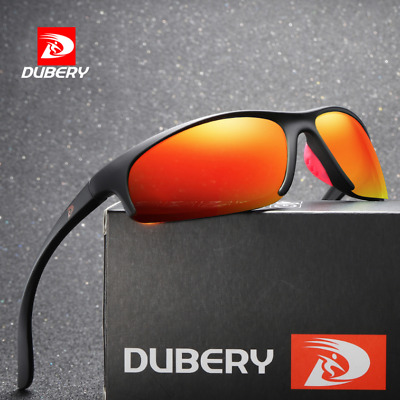 AU10.48 • Buy DUBERY Men Polarized Sport Sunglasses Outdoor Driving Cycling Fishing Glasses