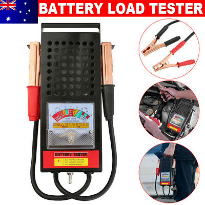 AU27.85 • Buy 6V 12V Volt Battery Load Tester 100 AMP Truck Boat Bike Car Tester Diagnostic AU