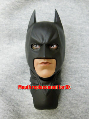 $ CDN23.79 • Buy Custom Mouth Replacement For 1/6 DX12 Batman Dark Knight Rises Hot Toys Hottoys
