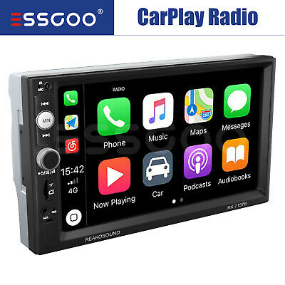 $107.53 • Buy 6.2  Car GPS Navigation Radio DVD CD Player 2 DIN In-dash Stereo Touch Screen US