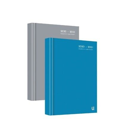 2019 - 2020 Academic Diary Mid Year A5 Hard Back Page A Day View Teacher Student • 3.49£