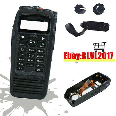 $33 • Buy Replacement Repair Front Housing Case Kit For Motorola XPR6550 Radio