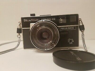 $ CDN39.77 • Buy Vintage  Bell & Howell Autoload 342 Camera Focus -Matic W/original Case & Manual