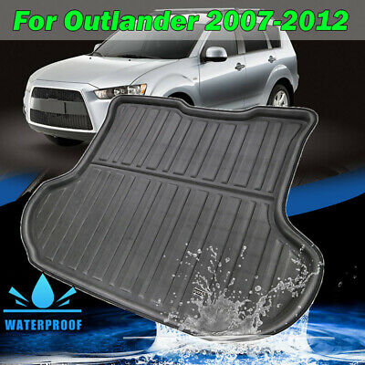 AU34.21 • Buy For Mitsubishi Outlander 2007-2012 Boot Cargo Liner Rear Trunk Tray Floor Mat