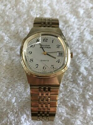 $ CDN45.99 • Buy Vintage Bulova Accutron Date Mens Watch N9 Parts/restore