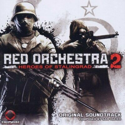 Original Video Game Soundtrack - Red Orchestra 2: Heroes Of Stalingrad - CD - • 13.37£