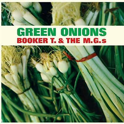 Booker T. & The M.g.s - Green Onions - LP - New • 14.96£