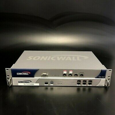 $62.99 • Buy SonicWall NSA 3500 Firewall Network Security Appliance/ SONICWALL PRO 2040