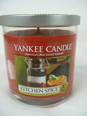 New Yankee Candle Kitchen Spice 7 Oz • 10.49£