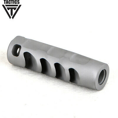 $35.83 • Buy Muzzle Brake Competition Compensator For .223cal .308cal  6.5MM 9MM Multiple Cal