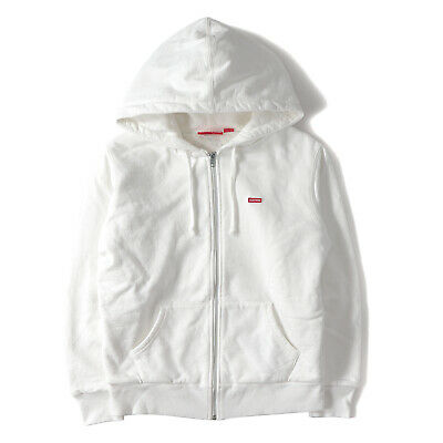 $ CDN386.67 • Buy Supreme Small Box Logo Floral Thermal Zip Up Hoodie White Size XL FW16