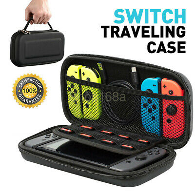 $8.28 • Buy For Nintendo Switch Hard Shell Travel Carrying Case Protective Storage Bag Cover