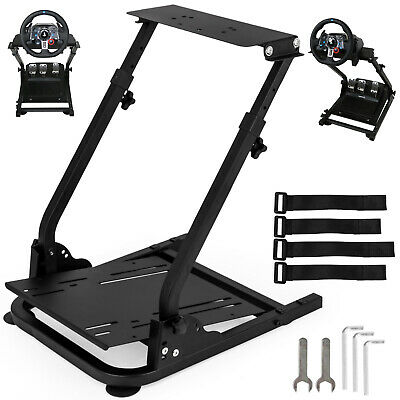 $79.86 • Buy Racing Simulator Steering Wheel Stand For T300RS Logitech G29 G920 PS4 Xbox One
