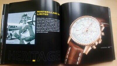 £5 • Buy Breitling Catalogue Chronolog 2012 Instruments For Professionals