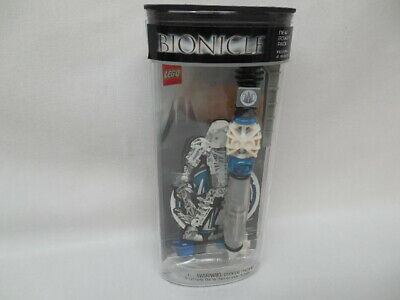 £14.54 • Buy LEGO WRITING SYSTEM PEN  BIONICLE NUJU ICE  New In Package