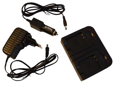 2in1 CHARGER SET FOR Drift Innovation HD170 HD 170 • 18£