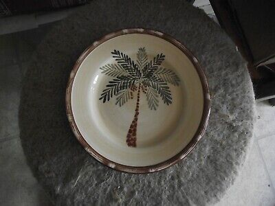 $3.75 • Buy Home Trends West Palm Salad Plate 1 Available