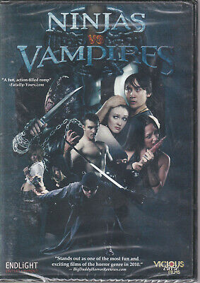 $ CDN15.96 • Buy Ninjas Vs. Vampires (dvd 2011) (j3)