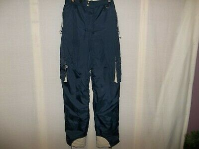 $8.99 • Buy Boy's Xl Nu-tech Outerwear Sportrax Insulated Ski Snow Pants