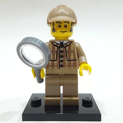 $ CDN11.99 • Buy LEGO Collectible Minifigure #8805 Series 5  DETECTIVE  (Complete)