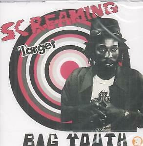 BIG YOUTH Screaming Target CD Europe Trojan 2006 24 Track Remastered & • 6.24£