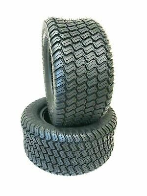 £67.91 • Buy TWO New - 18x8.50-8 Lawn Tractor Mower Tires Turf Master PAIR 18x8.5-8 FREE SHIP