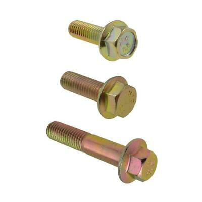 AU5.50 • Buy M6 (6mm) X 1.00 Pitch Metric HEX FLANGE BOLT JIS Set Screw Class 8.8 Zinc Yellow