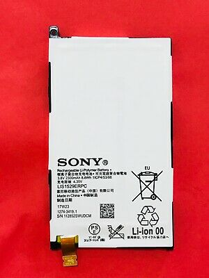 AU16.90 • Buy LIS1529ERPC Genuine Battery For Sony Xperia Z1 Compact D5503 M51W