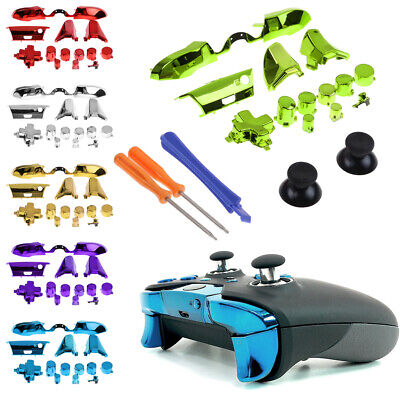 $9.29 • Buy Replacement LB RB Bumper Trigger Button With Tools For XBOX One Controller Elite