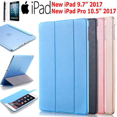 AU11.89 • Buy Leather Smart Cover Sleep/Wake Stand Case For IPad Pro 10.5 /12.9  IPad 5 6 9.7