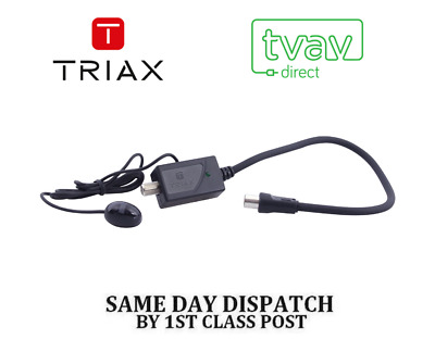 Triax F-Type Digital Link Magic Eye For Use With Sky Box Or Tri Link 370228 • 7.99£