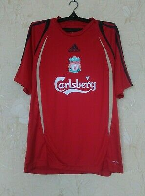 Liverpool 2009 Training Football Shirt Jersey Adidas Size XL • 21.28£