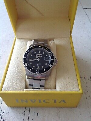 View Details Invicta Diver Automatic Mens Watch 660ft-200m Seiko NH35A Movement • 69.00£