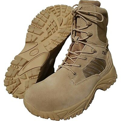 $147.47 • Buy Tactical Leopard Boots Size 10 Uk With T-15 Vibram Sole Army / Military