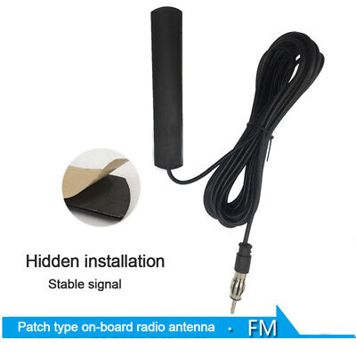 fm antenna amplifier indoor