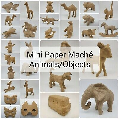 Decopatch Animals, Objects, AP Paper Mache ***BIGGEST SELECTION ON EBAY*** • 4.95£