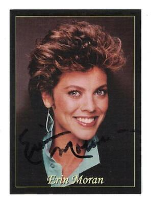 $37.99 • Buy Erin Moran Signed Autographed Promotional Card Actress Happy Days Rare