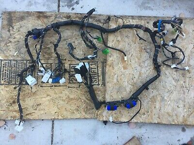 $120 • Buy 2005-2009 Subaru Legacy 2.5L Under Dash Wiring Harness OEM