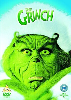 £1.99 • Buy How The Grinch Stole Christmas (DVD) (2016) Jim Carrey