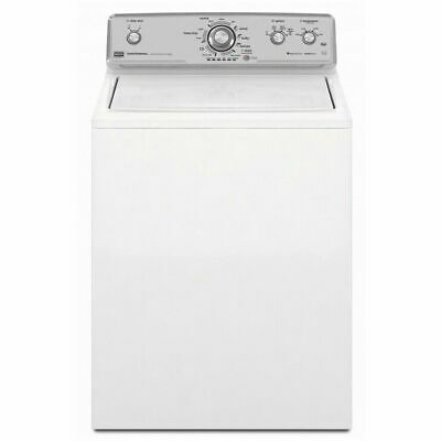 View Details 15kg Commercial Maytag 3LMVWC315FW Top Loading Washing Machine White • 699.00£
