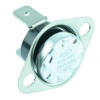 Normally Closed / Open Thermostat Thermal Temperature Switch 50°C To 150°C • 1.99£